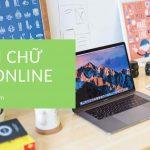 chen chu noi online