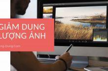 Giảm dung lượng ảnh online | Nén hình ảnh trực tuyến